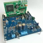 VectorCARD в комплекте DRV8312-C2-KIT
