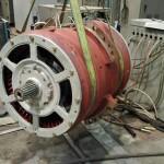 Тяговый электродвигатель ДВИТ-320
